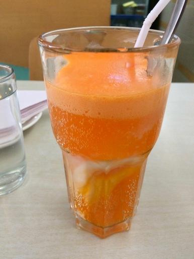 Orange Fizzy