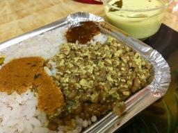 Manpayar (Red Cow Peas) Thoran