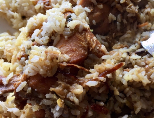 Overcooked Chicken