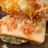 TBO Non Veg Club Sandwich - Peri Peri Chicken