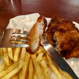 Fish & Chips - The Fish