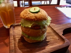 Monster Brickhouse Burger