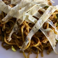Chicken Singapore Noodles