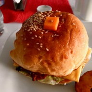 Bongo Chicken Burger
