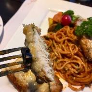 Chicken Parmigiana Platter
