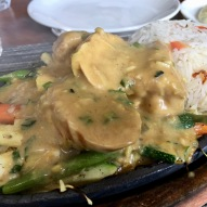 Chef's Special Super Chicken Sizzler