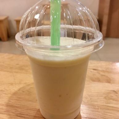 White Chocolate Milkshake