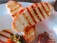Cordonbleu Schnitzel - The Bread