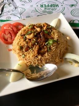 Idiyappam Chicken Biriyani
