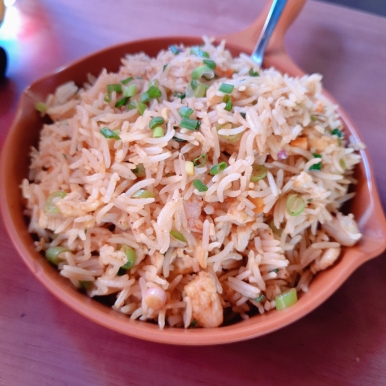 Cordon Mixed Fried Rice